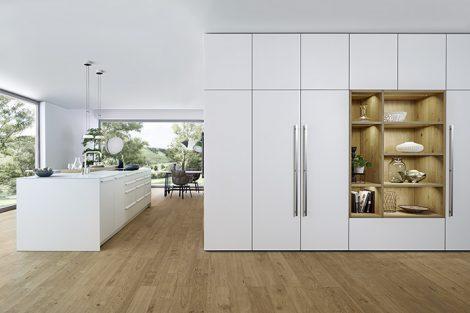 Firmenprofil der LEICHT KÜCHEN AG bei Konradin Architektur
