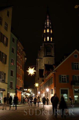 Bauhaus Weihnachtsbeleuchtung.Buch Gemeinsames Buch Fur Konstanz Und Kreuzlingen Soll