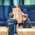 RICON® S in neuer KTM Factory Racing Team Hospitality von Red Bull