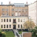 Kooperationskindergarten der Charité Berlin und FRÖBEL mit Krippe für 70 Kinder