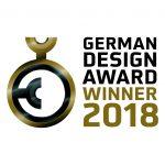 Ausgezeichnet als Winner mit dem German Design Award 2018: das Lüftungssystem Schüco VentoLife.