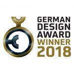 Mit dem German Design Award wird jährlich herausragendes Produkt- und Kommunikationsdesign ausgezeichnet.