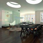 Die Vorliebe für das Besondere umgesetzt in einem runden Tageslichtelement von LAMILUX: Das Glaselement F100 erhielt für seine innovative Gestaltung den German Design Award 2018.
