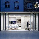 Die raumhohen Glas-Faltwände des Herstellers Solarlux überzeugten die Jury sowohl im offenen als auch geschlossenen Zustand mit ihrer großzügigen Transparenz.