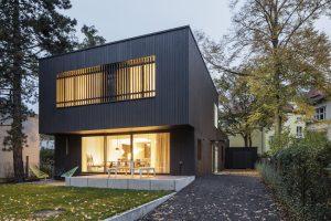 Sanierung Druckerei Wohngebäude