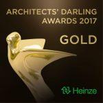 """Der """"Architects' Darling® Award"""" belegt, welche Unternehmen für wichtige Entscheidungsträger im Baubereich zu den begehrtesten Lieferanten Deutschlands zählen."""