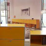 Ausstellung «Ausblick» bei Wohnhaus, Aschaffenburg