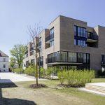 """Neubau Wohnanlage """"Corte Salvati"""" mit 51 Wohnungen, Freising"""