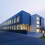Büro - und Sozialgebäude, Heuchelheim
