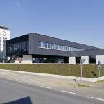 Neubau  Vorstands - und Sozialgebäude, Heuchelheim