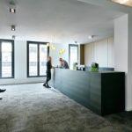 Büro für einen Projektentwickler