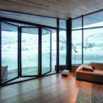 Wärmeisolation der Schüco Fassaden- und Türsysteme