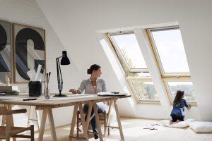 Eurofins hat die absatzstärksten Velux Dachfenster auf Innenraumemissionen und Umweltverträglichkeit unabhängig getestet und als gesundheitlich unbedenklich eingestuft.