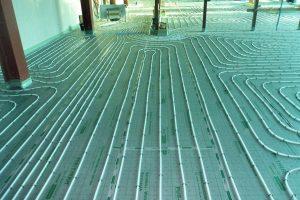 Fußbodenheizung Empur