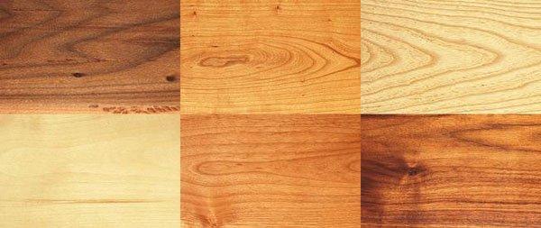 Produkte aus 24 verschiedenen amerikanischen Laubholzarten sind über den American Hardwood Export Council zu beziehen.