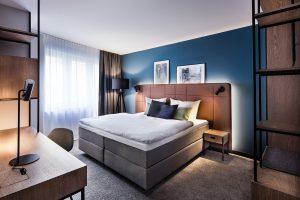 Hotel Domizil - Wohnlichkeit und modernes Design im Einklang