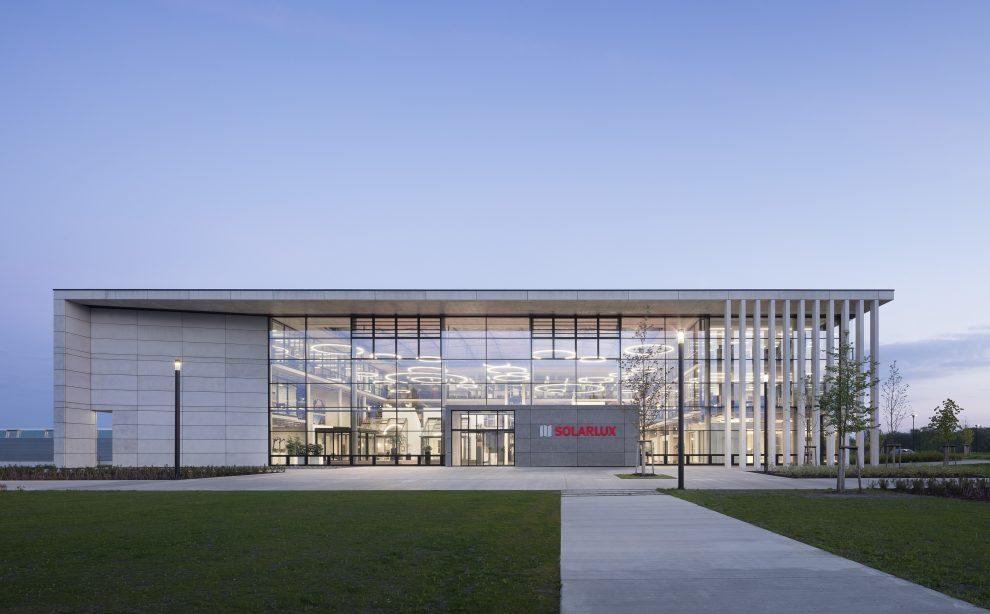 Solarlux Campus, Melle »
