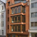 Neubau Mehrfamilienhaus in Düsseldorf