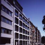 Neubau Mehrfamilienhaus in Düssedlorf
