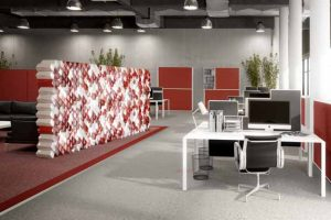 Akustiklösung RAUSONIC eröffnet Gestaltungsspielräume