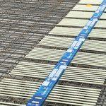 Die Balkone wurden im Fertigteilwerk als Halbfertigteil mit integriertem Isokorb hergestellt.