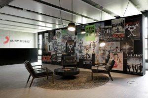 Sony Music, München | Entwurf und Planung CSMM