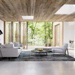 Die Glas-Faltwand-Familie bietet nun passend für jede Architektur die richtige Ausfüh-rung.