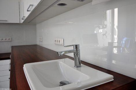 Designglas im Möbel- und Innenausbau