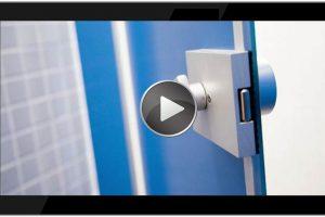 WC-Trennwandsystem NOXX