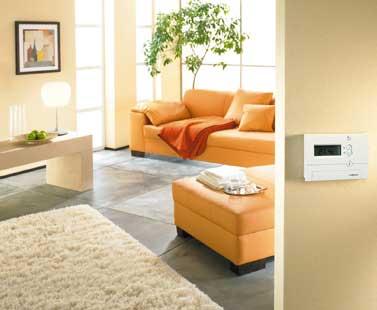 Lüftungsanlagen mit Wärmerückgewinnung sind unverzichtbar, wenn beim Bauen ein hoher energetischer Standard gewünscht ist.