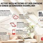 Verkaufsstart für Smart-Home-System Velux Active
