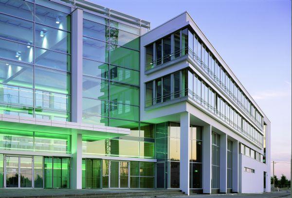 Firmensitz NEMETSCHEK Allplan GmbH, München