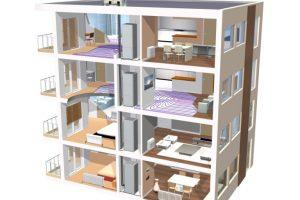 Neue Wärmepumpe von Daikin Altherma: Umweltfreundliches Heizen jetzt auch in Mehrfamilienhäusern