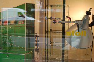 Ausstellung «Ausblick» bei stoll wohnbedarf + objekt