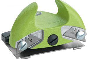 Der Wolff Linocut schneidet perfekte Nähte bei allen elastischen Bodenbelägen und Nadelfilz.