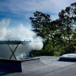 Hohe Qualität sorgt für Sicherheit unter dem flachen Dach: das VELUX Rauch- und Wärmeabzugsfenster Flachdach.