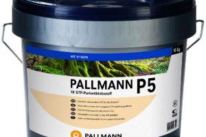 Der neue Pallmann P5 verbindet die kraftvolle Elastizität eines PURKlebstoffs mit den Vorteilen moderner Silan-Technologie.