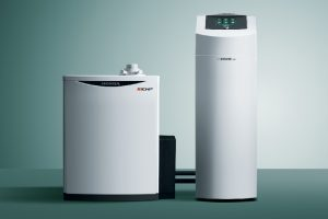 Vaillant präsentiert sich als erster Komplettanbieter für Kraft-Wärme-Kopplung im kleinen Leistungsbereich