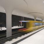 U-Bahnhof Rotes Rathaus, Berlin