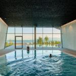 Wasserbecken Therme Lindau