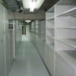 Bruynzeel liefert 140 km Regale für Deutsche Nationalbibliothek