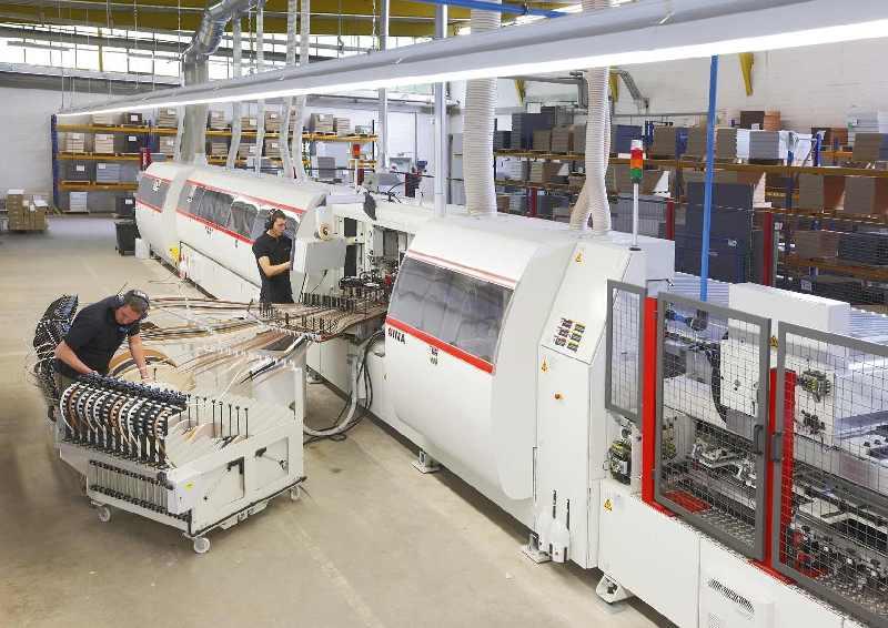 WINI investiert 1,2 Millionen Euro in die Fertigung