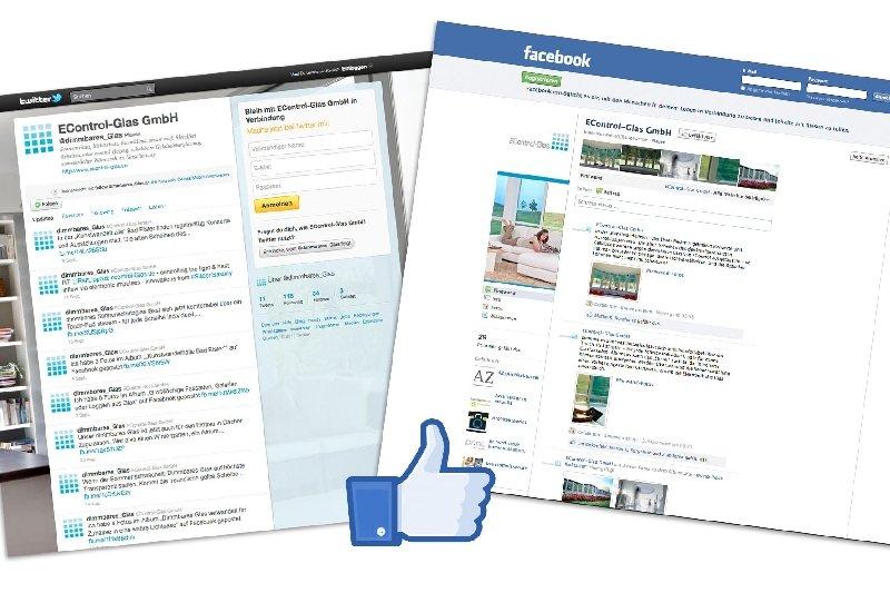 Auf offene Kommunikation ausgerichtet: EControl startet die  Kommunikation über Facebook, Twitter und Youtube.
