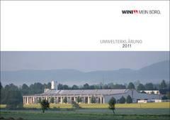 WINI veröffentlicht Umwelterklärung 2011