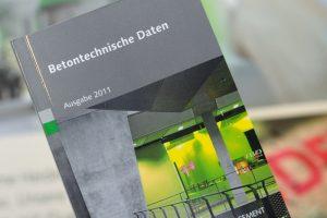 Betontechnische Daten von HeidelbergCement: Aktualisiert und mit neuen Themen