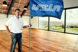 Der neue Markenauftritt von UZIN