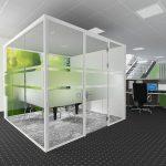 Der Lindner Cube – das neue Raum-in-Raum System der Lindner Group