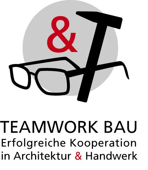 """Erstmalig zur Messe BAU 2013 lobt die Konradin Mediengruppe den Wettbewerb """"Teamwork Bau – Erfolgreiche Kooperation in Architektur & Handwerk"""" aus."""