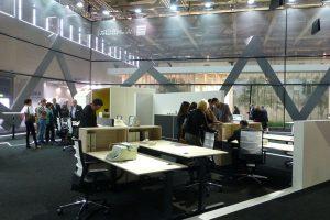 Erfolgreicher PALMBERG-Messeauftritt auf der ORGATEC 2012