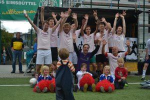 Das Gewinner Team : HANSE UNIT